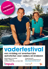 Vaderfestival - Woensdagmiddag 3 november vanaf 13:00 uur - Theater De Meervaart, Amsterdam