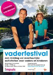 Vaderfestival - Woensdagmiddag 3 november vanaf 13:00 uur - Theater De Meervaart, Amsterdam