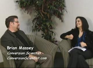 Brian Massey and Vanessa Zamora