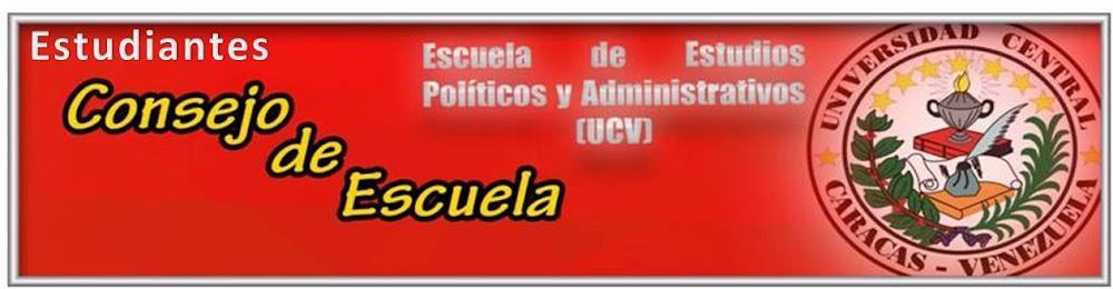 Consejo de Escuela EEPA-UCV
