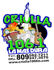 LA CRIOLLA 106.1