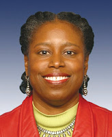 Cynthia McKinney of the Green Party.