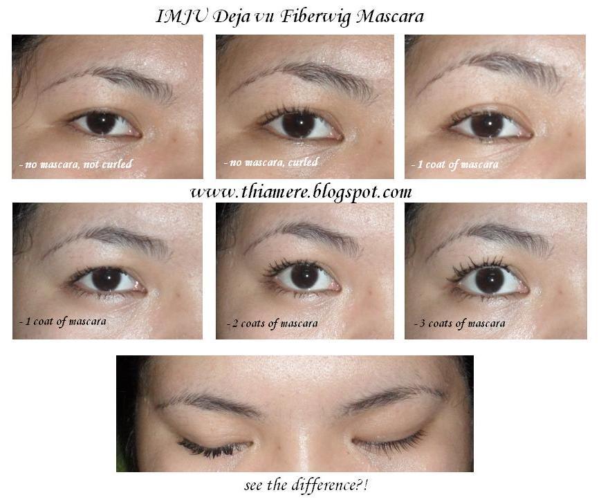 imju fiberwig mascara