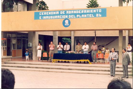 """El ancestro del COBACH Plantel 26 San Luis IV """"Halcones"""""""