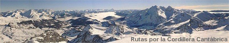 Rutas por la Cordillera Cantábrica