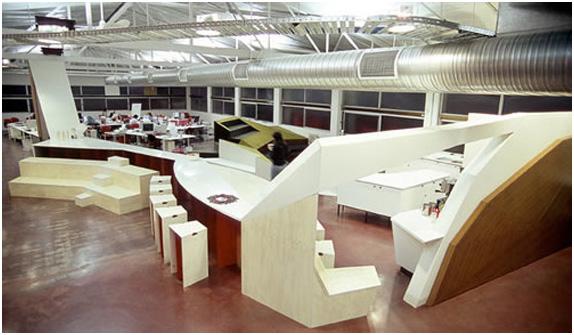 Vesaire vesaire 40 ultimatelycreative office designs for Office design agency