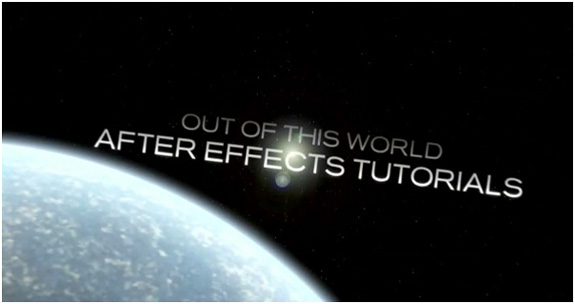 after effect tutorial