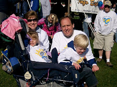 The Family at the 2009 Buddy Walk