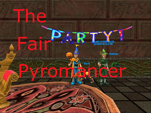 The Fair Pyromancer