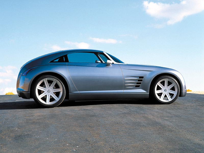 Chrysler Crossfire Car Wallpaper Side