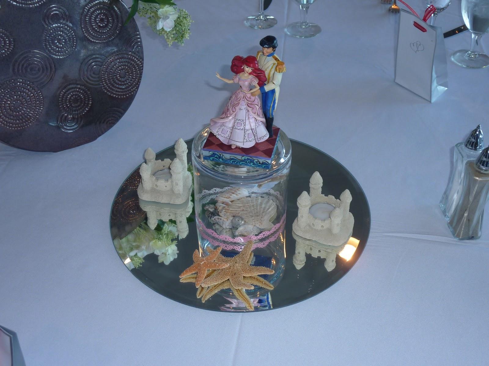 disney with sorcerer tink disney wedding reception decorations