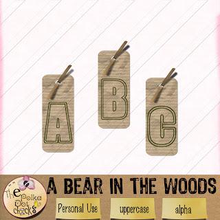 http://designsbythepolkadotchicks.blogspot.com/2009/11/bear-in-woods-nov-13th-bonus-alpha.html