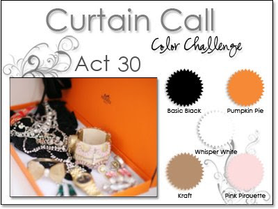 Curtain Call Color Challenge Act 30