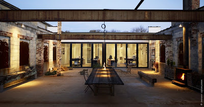 Talk About Industrial Rustic Modern