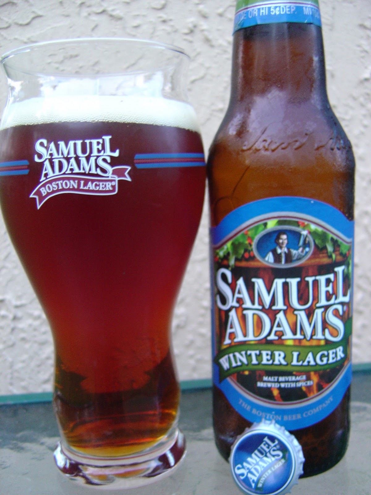 Daily Beer Review: Samuel Adams Winter Lager