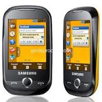 Spesifikasi Lengkap Samsung Corby