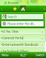 UC browser 7.2