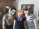 Me, Rach, and Amanda!!! :)