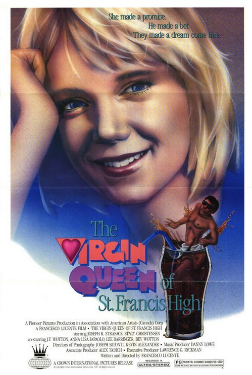 The Virgin Queen of St. Francis High movie