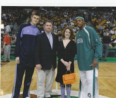 Project Smile at the Boston Celtics
