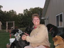 Mia Betty, Molly & Teddie at Black Dog Ranch