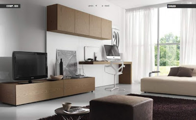 west elm furniture,interior design, furnitures, office interiorsBrown Living room