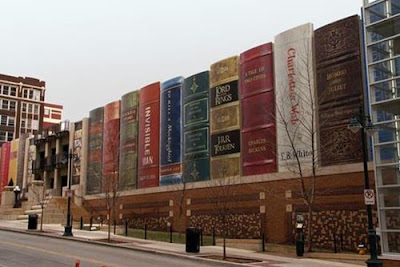Kansas City Public Library - Missouri, United States