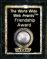 The World Wide Web Friendship Award
