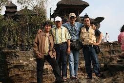 Rekan Seperjuangan di Jawa Raya