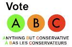 Anything But Conservative // À bas les conservateurs