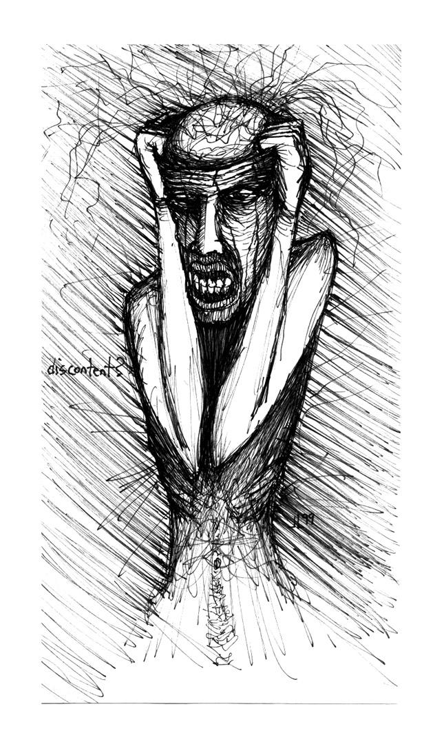 Discontent Sketch