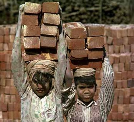 stop child labor essay It's time to put an end to child labor people believe that child labor does not affect them, not realizing that the persian rugs they put their feet on are made by.