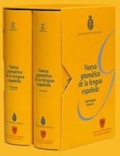 Nueva gramática de la lengua española, 2 tomos, 2009