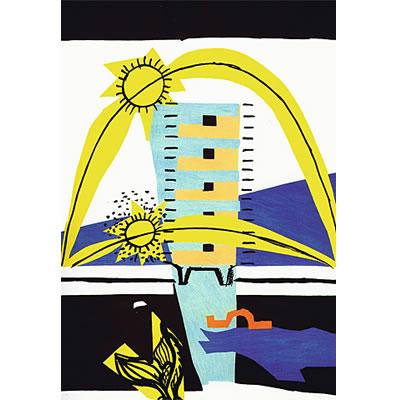 le corbusier el poema del ngulo recto en el museo. Black Bedroom Furniture Sets. Home Design Ideas