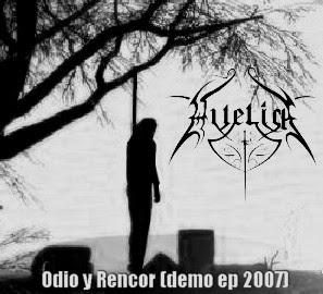 HYELISH - Odio y Rencor Demo EP 2007