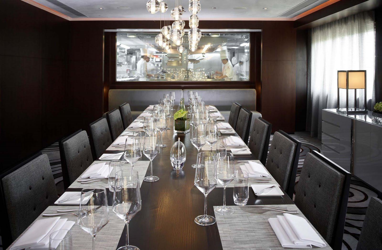 The mira hong kong modern french restaurant whisk