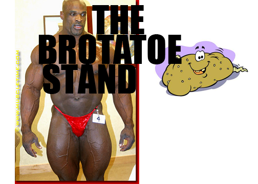 The Brotatoe Stand