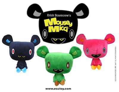 ESC Mousey Micci