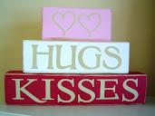 #4 Hugs and Kisses Wallpaper
