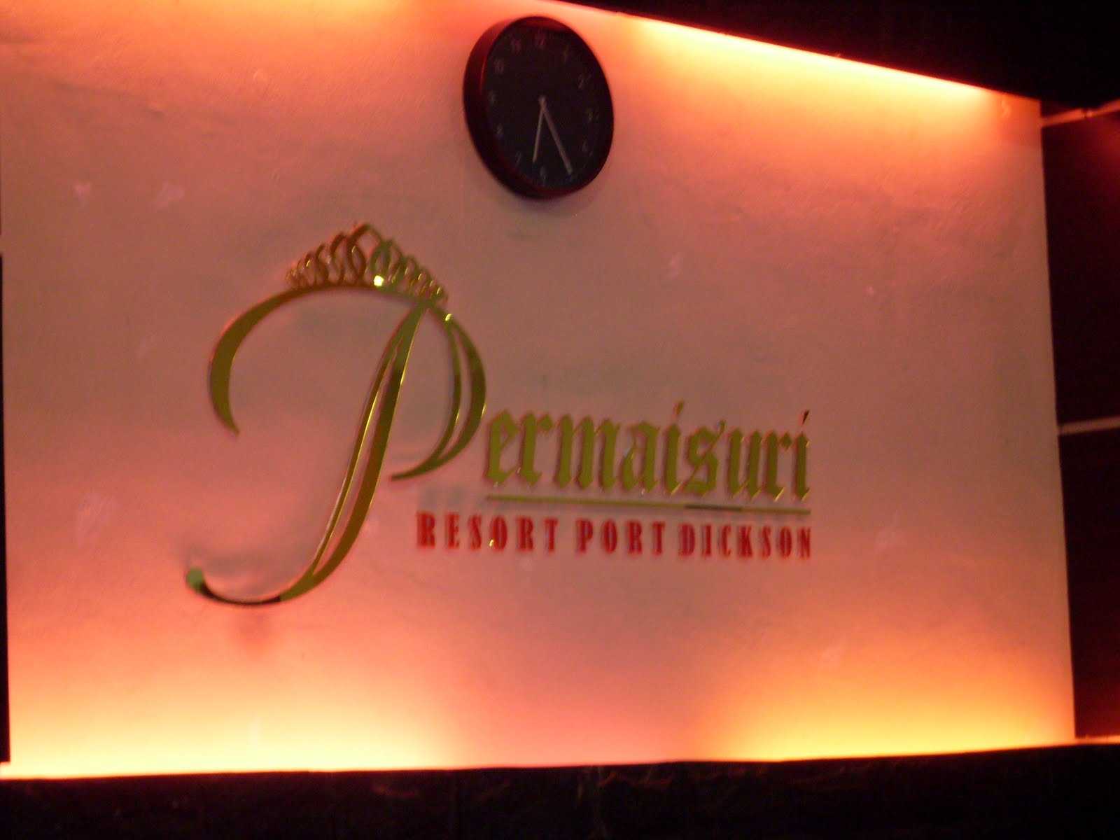 Permaisuri+resort+port+dickson+map