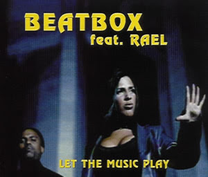 Beatbox Feat.Rael - Let The Music Play (Single 1998)