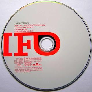 Afrika Bambaataa & WestBam Pres.I.F.O. - Agharta - The City Of Shamballa [TechnoLectro Mix] [Maxi-Single 1998]
