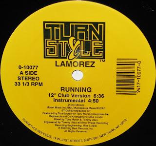 LamoreZ - Running
