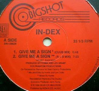 Index - Give Me A Sign