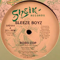 Sleeze Boyz - Robo Cop [12 Inch Single 1988]