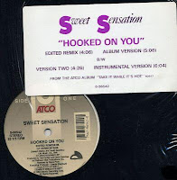 Sweet Sensation - Hooked On You [Remixes]