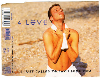 4 Love - I Just Called To Say I Love You [Maxi Single 1995]