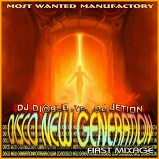 The Most Wanted - Disco New Generation Mix 1