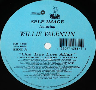 Self Image Feat.Willie Valentin - One True Love Affair [12'' Vinyl 1992]