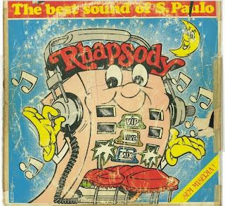 Rhapsody - The Best Sound Of S.Paulo [Album Rip 12'']